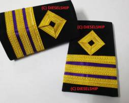 Second Engineer Epaulette