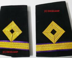 Fourth Engineer Epaulette