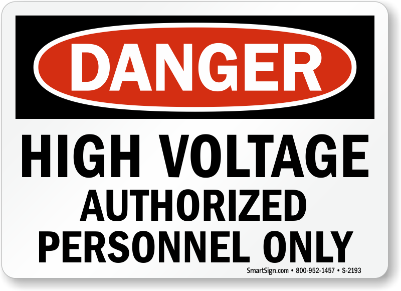 HIGH VOLTAGE COURSE DGS APPROVED