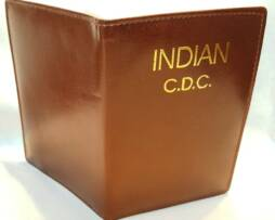 INDIAN CDC COVER