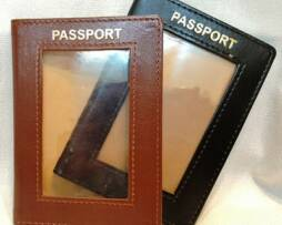INDIAN PASSPORT COVER