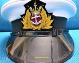 MERCHANT NAVY PEAK CAP