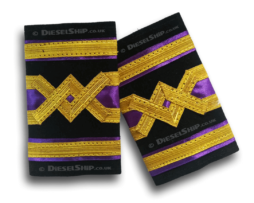 Chief engineer epaulette