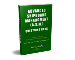 ADVANCED SHIPBOARD MANAGEMENT - QUESTIONS BANK